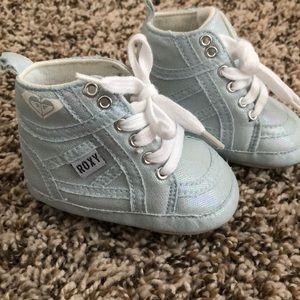 Hightop Roxy shoes
